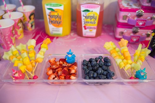 disney princess spa party ideas