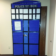 Doctor Who Party 2014