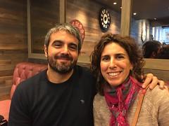 José Miguel y Marga de Sevilla