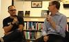 Cory Doctorow and Ed Felten in Conversation