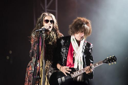 Aerosmith, Rock This Way: Oracle Appreciation Event, JavaOne 2014 San Francisco
