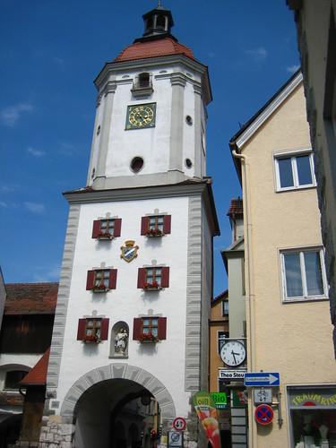 Dillingen Tower