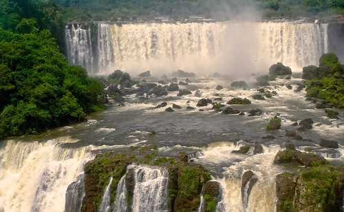 brazil waterfalls paraguay cascade iguazu iguassu chutedeau iphotoedited chutediguazumisiones argentinaiguazuwaterfalls