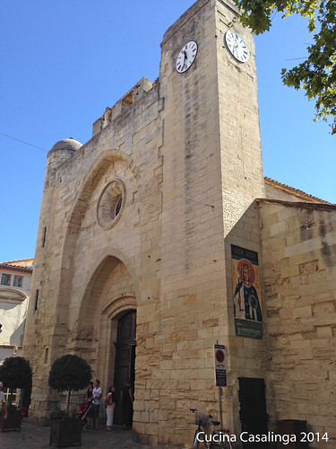 Aigues-Mortes Kirche