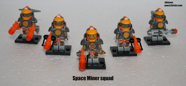 space miner squad