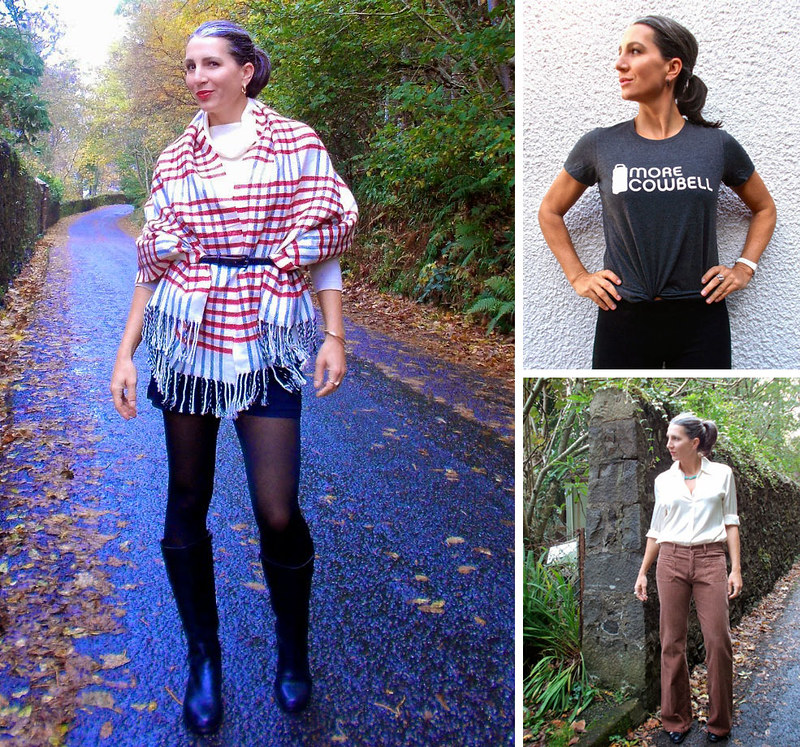 Over 40 Fashion Blogger: Highland Fashionista