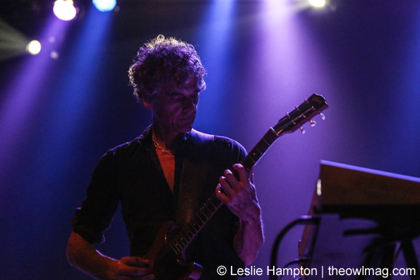 Blonde redhead live review