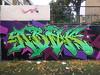 Abak graffiti, Stockwell