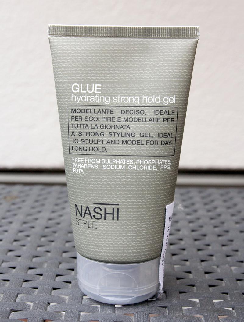 Nashi style glue