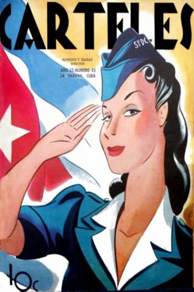Image result for carteles cuba magazine images