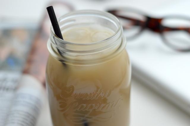 Iced Chai Tea Latte Selber Machen