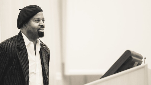 Ben Okri at the Festival of Ideas