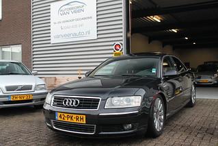 Audi A8 - Pro Line