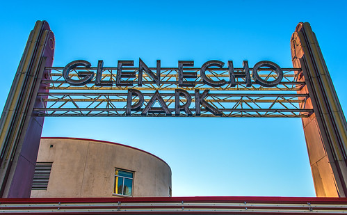 Glen Echo Park by Geoff Livingston