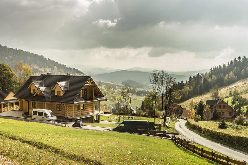 Góry Sowie - Sokolec