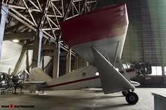 N2191K - 721 - Bellenca 66-75 Aircruiser - Tillamook Air Museum - Tillamook, Oregon - 131025 - Steven Gray - IMG_7974