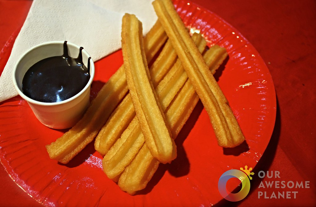 how to make authentic spanish churros