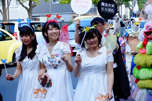 Kawasaki Halloween parade 2014 29