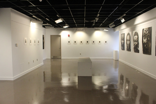 Mazmanian Gallery at Framingham State University