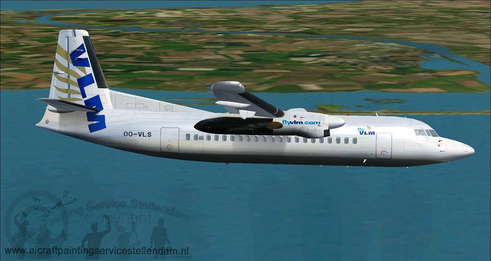 DreamwingsFokker50VLM_OO-VLS