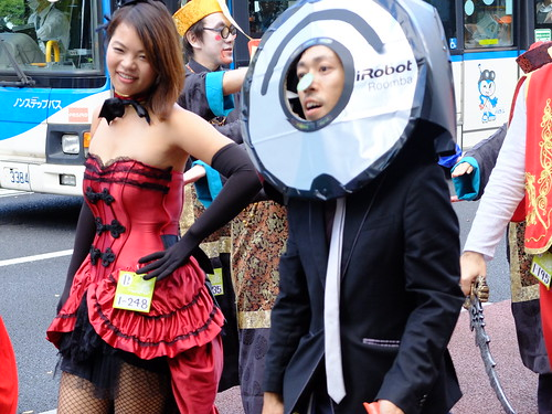 Kawasaki Halloween parade 2014 84