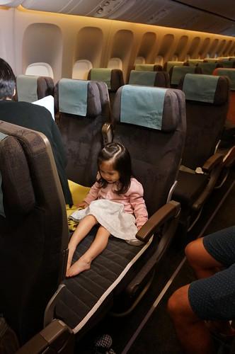 華航777曼谷首航