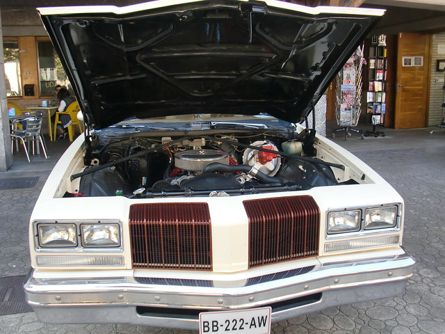 OLDSMOBILE CUTLASS V8