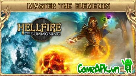 HellFire: The Summoning v5.2 hack full cho Android