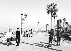 Beyrouth - La corniche