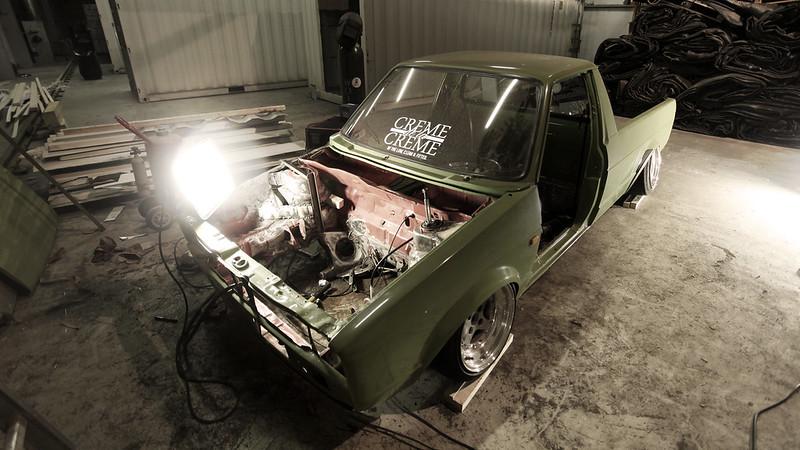john_gleasy: Rauhakylä Low Lows: VW Caddy 1987 + Allu A6 - Sivu 3 15670334916_57fd04c42a_c