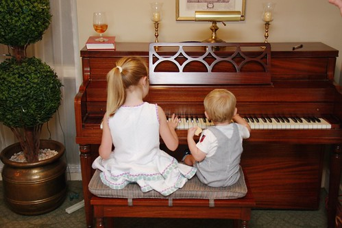 Child Pianists