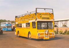 Ensign Bus Services, Purfleet.