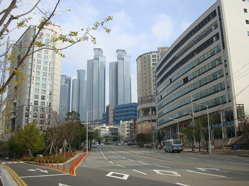 Haeundae Jungdong