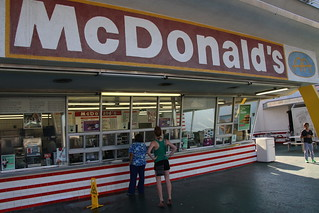 Oldest Operational McDonalds, California.