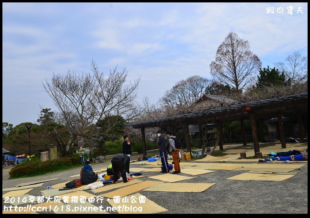 2014京都大阪賞櫻自由行.圓山公園DSC_9963