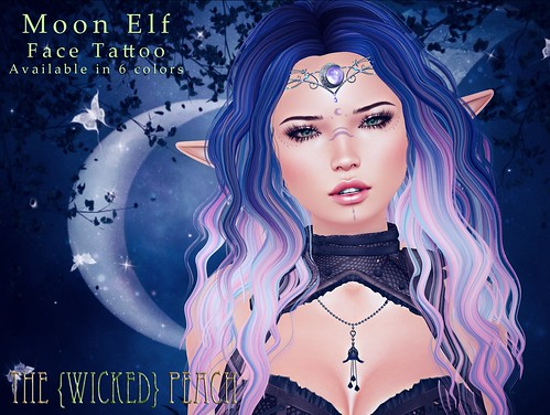 Moon Elf Advert