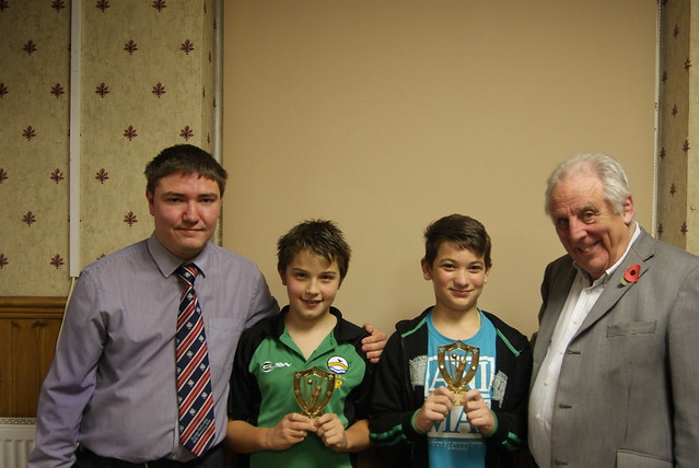 Under 11s Most Improved Players