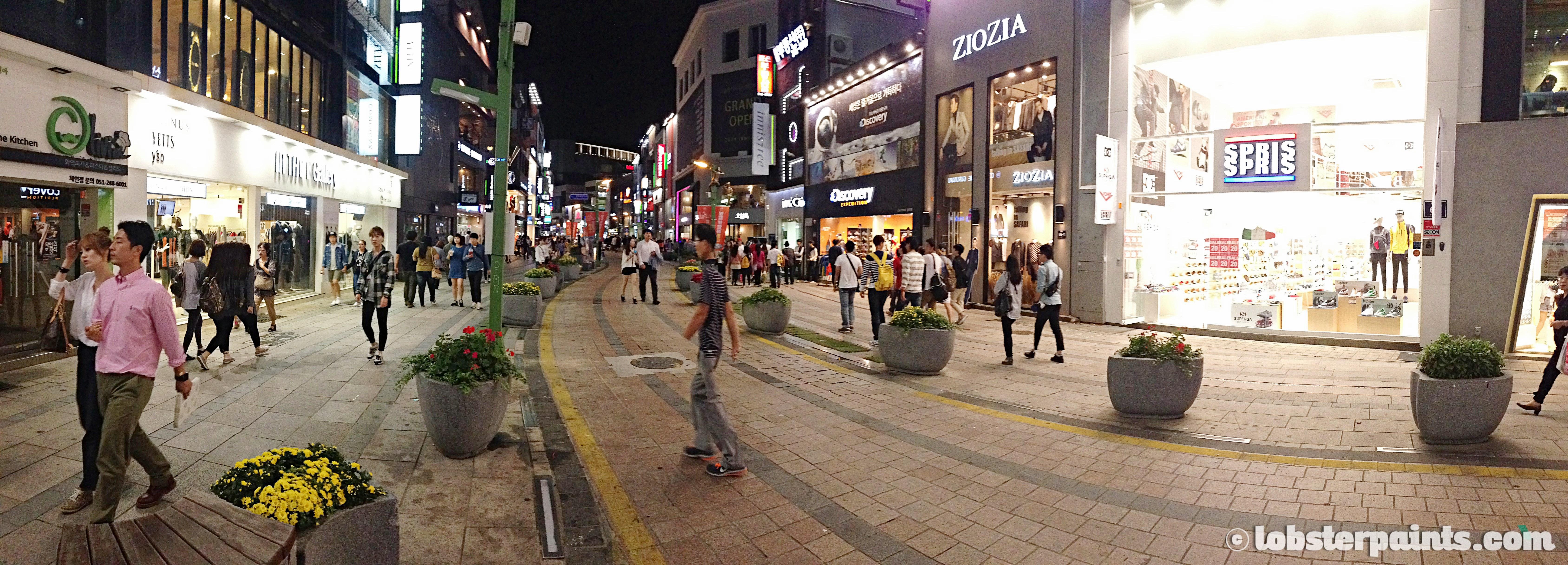 27 Sep 2014: Gwangbok-ro Culture & Fashion Street
