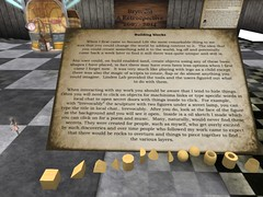Bryn Oh on Building in Second Life