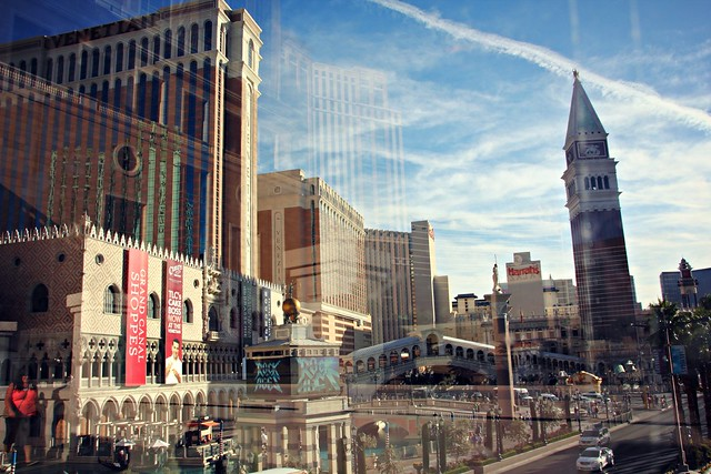 The Venetian casino & hotel
