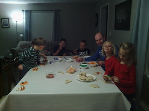 Oct 27 2014 FHE Halloween Sugar Cookies (31)
