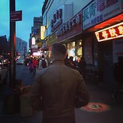 Strollin thru Main St