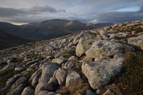 Ben Macdui from the Devils Point