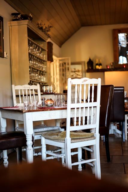 Inside The Duke of Cumberland Arms Pub