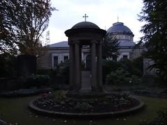 Leichenhaus Friedhof Dresden 3262