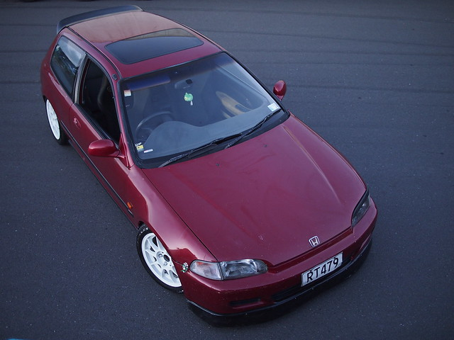 Joe's EG Civic