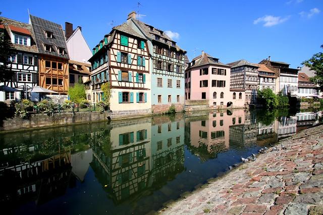 La Petite France, Strasbourg, France (Unesco world heritage)