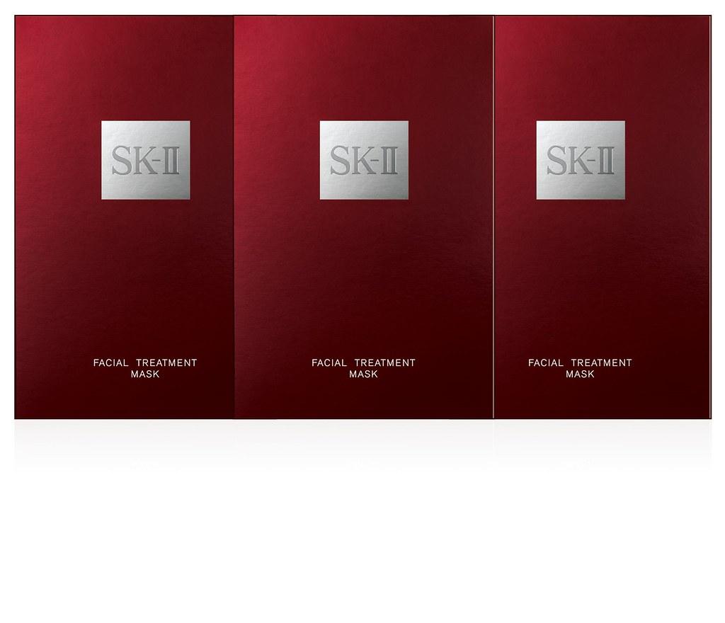 SK-II 限定禮盒_青春面膜優惠組_特價4,680元 (6折)