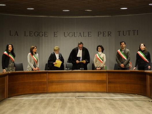 giudici popolari corte d'assise