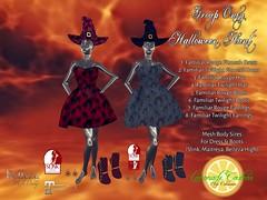 Lemonade Couture Halloween Hunt!